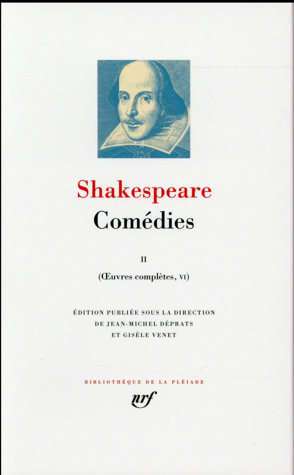 OEUVRES COMPLETES, V-VII : COMEDIES (TOME 2)
